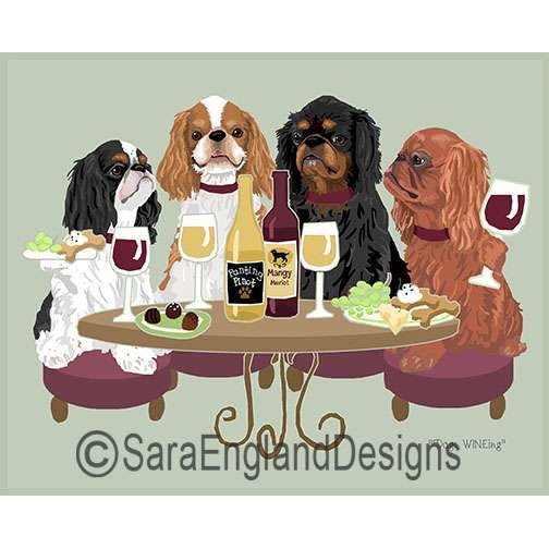 Dogs Wineing - Four Versions