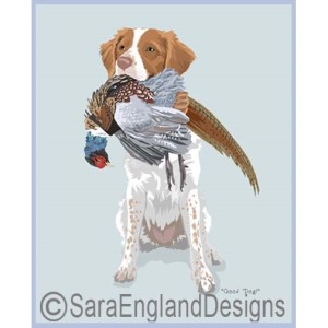 Good Dog Pheasant - Two Versions