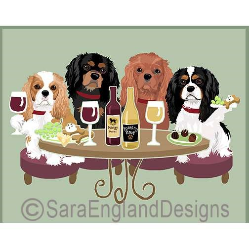 Dogs WINEing-Four